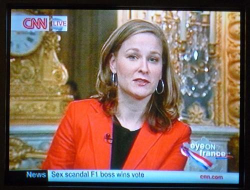 Hala, My Favorite CNN Anchor by rwnclaravall