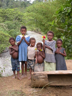 Parkop Village, Papua New Guinea
