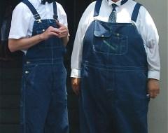 Sunset Blvd - Laurel & Hardy