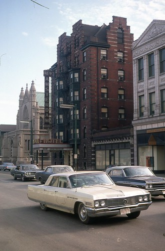 New Amsterdam Hotel Feb 69 View 2