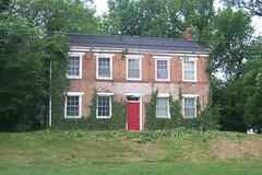 Boardman House de-ivied