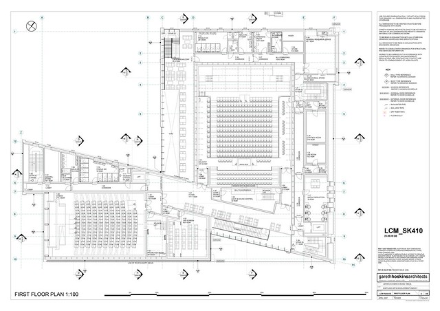 Floor plan definition/meaning