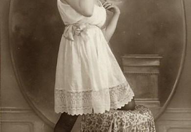 Vintage Photos Of Women Of The Bordellos