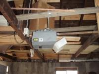 Garage Door Opener Remote: Stanley Quiet Glide Garage Door