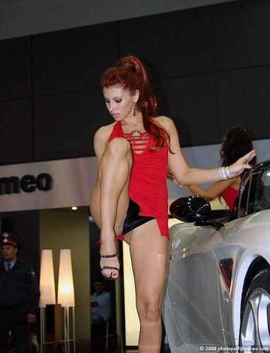 Девушки Московского автосалона 2008 by parfiyan