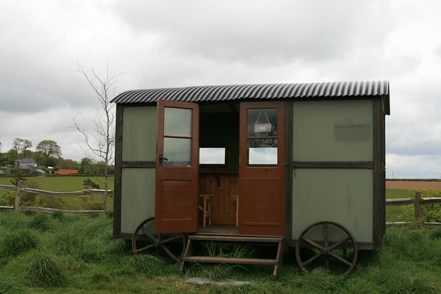 Shepherd's Hut @ Lost Gardens of Heligan