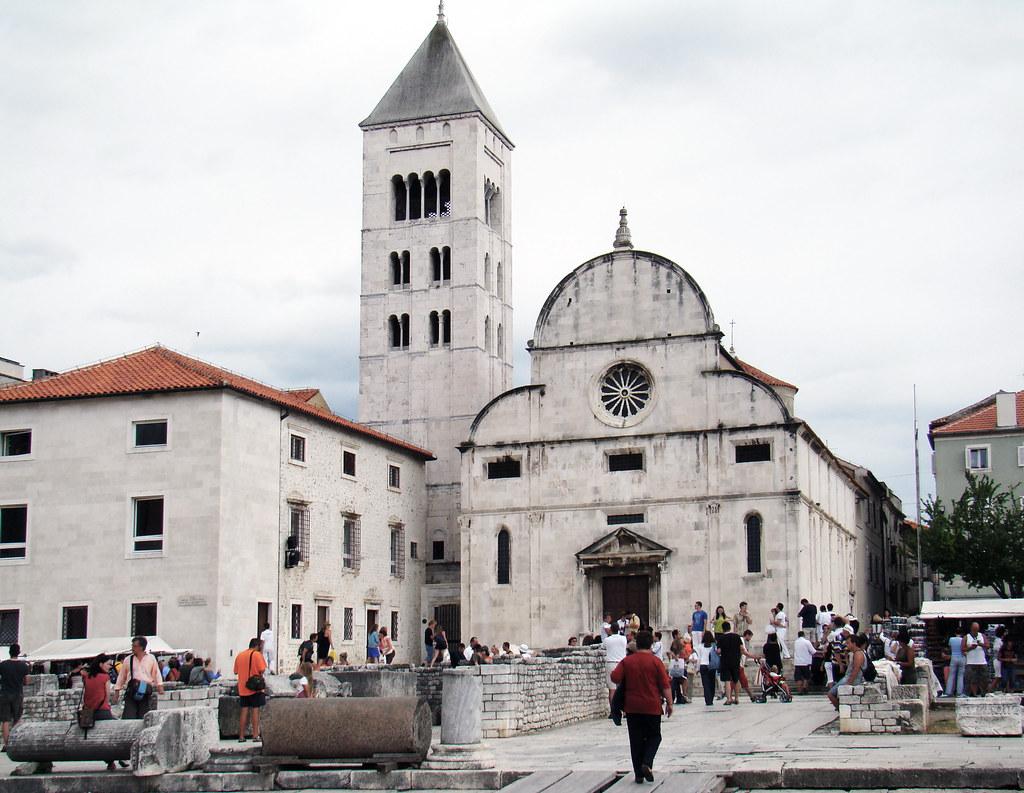 Iglesia de Santa María Sveta Marija Zadar Croacia 31