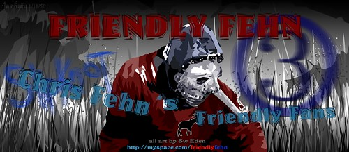 Chris Fehn as Friendly Fehn