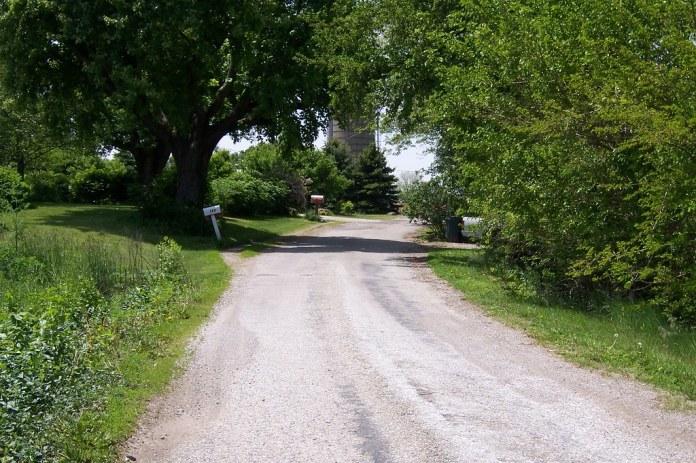 One-lane alignment