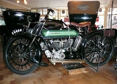 "1916 ""Royal Enfield"" Motorcycle - 1"