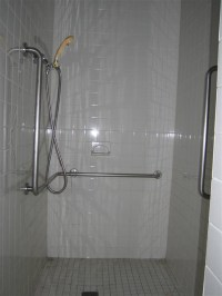 Handicap handle shower | Flickr - Photo Sharing!