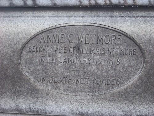 Wetmore Monument