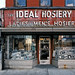 STORE FRONT: The Disappearing Face Of New York: IDEAL Hosiery
