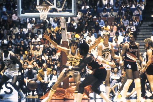 Sonics Game Probably 1978 Flickr Photo Sharing
