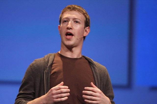Mark Zuckerberg f8 Keynote