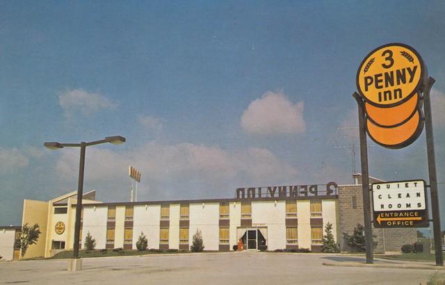 3-Penny Inn  - Bowling Green, Kentucky