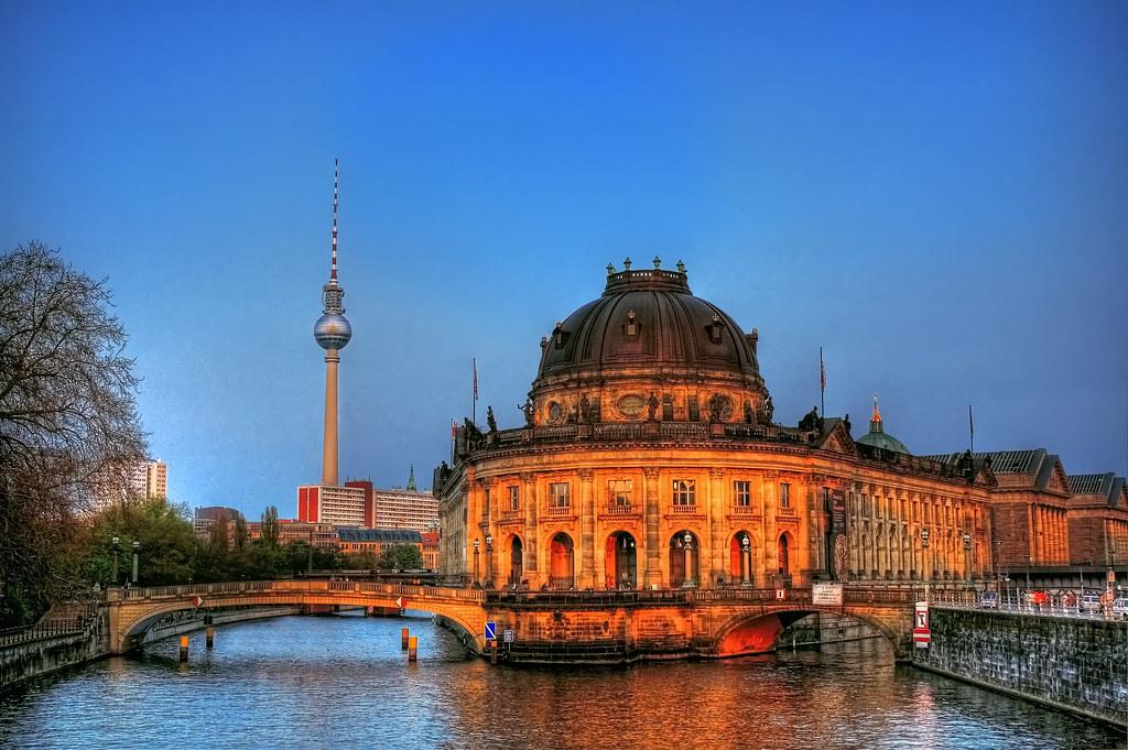 Berlin - Bode Museum 03