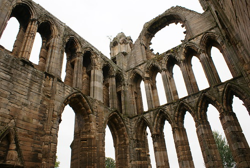 Elgin Cathedral by little_frank