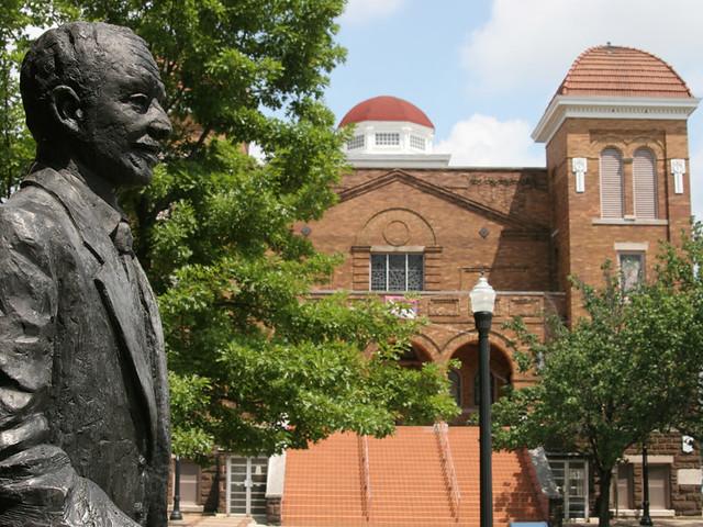 Birmingham Civil Rights Institute and church