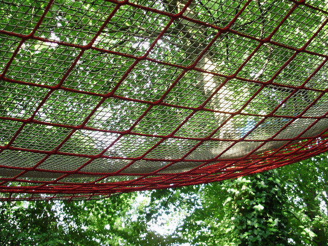 photo of safety net