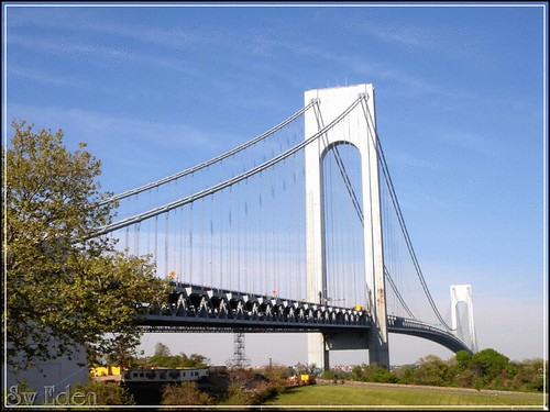 Verrazano-Narrows Bridge staten island