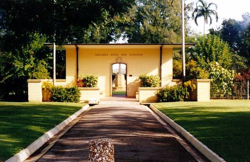 Adelaide River War Cemetery