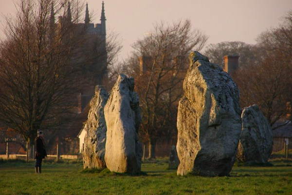 South Circle stones