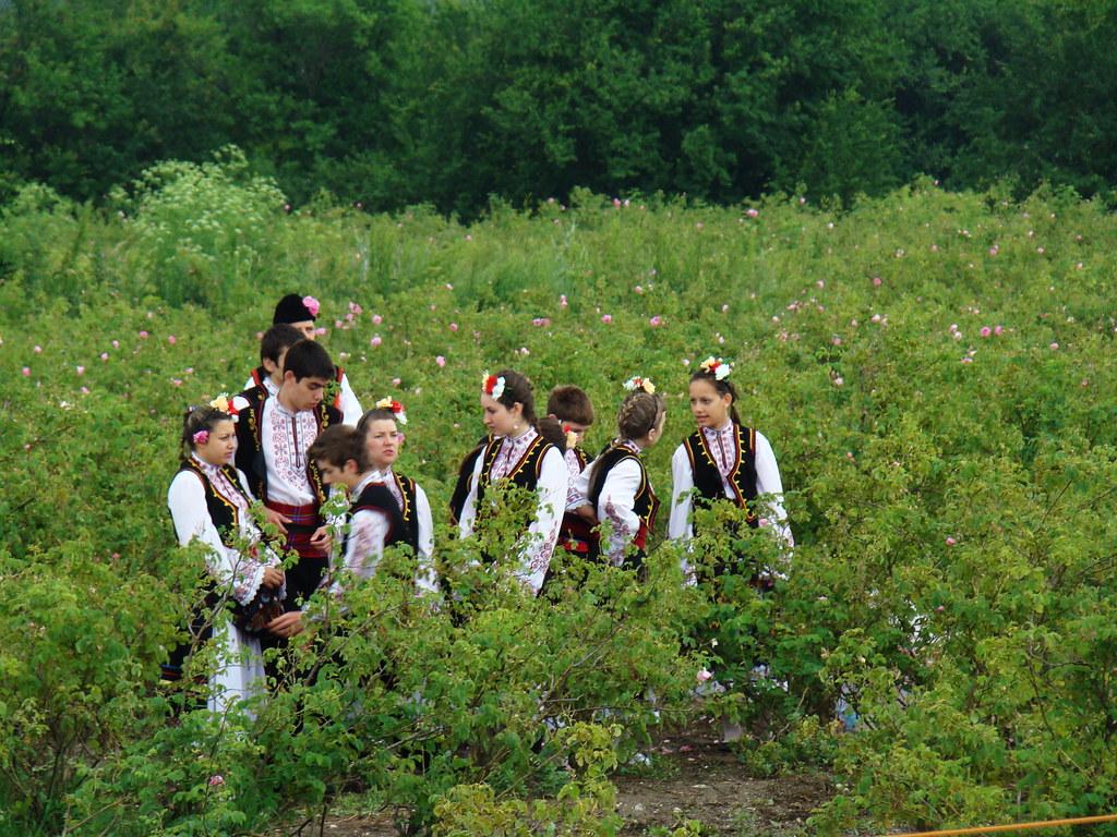Festival de la Rosa Kazanlak Bulgaria 006 animales