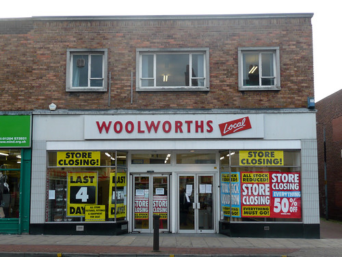 Woolworths - Farnworth