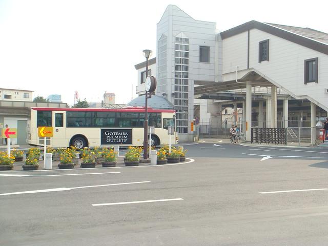 御殿場駅バスターミナル