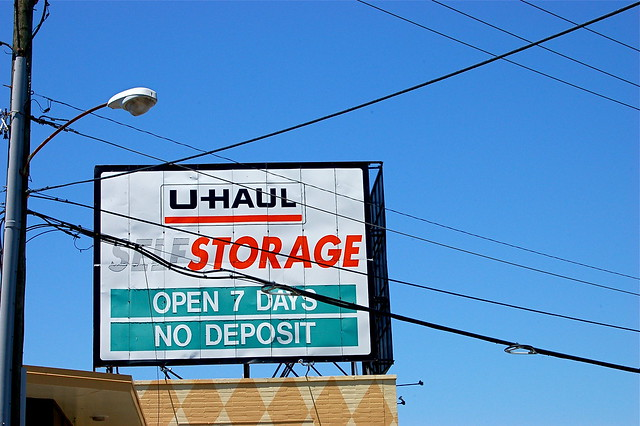 Self storage definitionmeaning