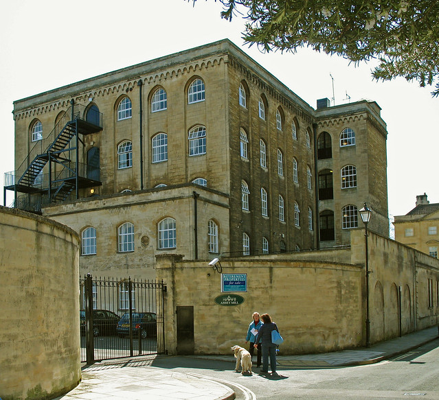 Abbey Mill Flickr Photo Sharing