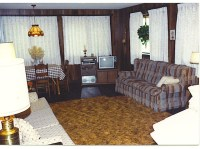 Lake Dease cabin livingroom 90s | Flickr - Photo Sharing!
