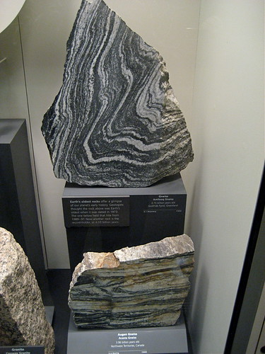 Some of the Oldest Rocks