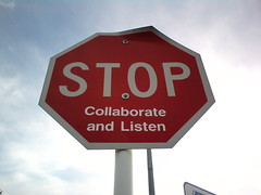 Certified Scrum Product Owner Training can help people to Stop, Collaborate and Listen better