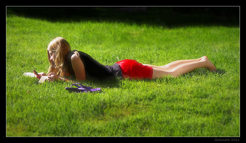 Leisure by Somnath Mukherjee Photoghaphy