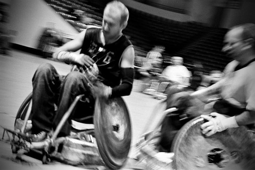 Wheelchair Rugby Challenge - Warsaw 2008