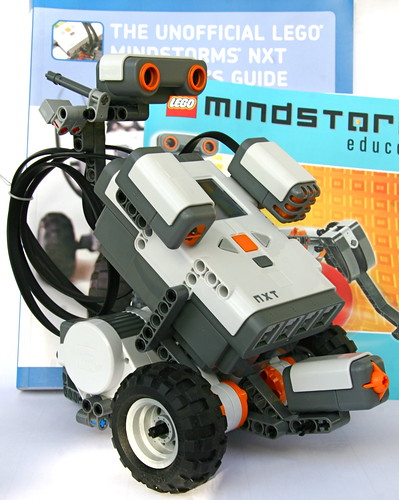 LEGO Mindstorms NXT - The 365 Toy Project
