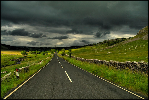 The Road to Ribblesdale