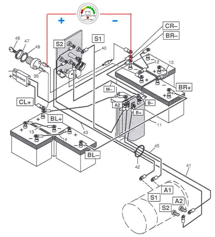 Boat Voltage Gauge Wiring Diagram