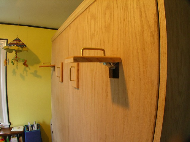 Murphy Bed Legs Locking Extended  Flickr  Photo Sharing