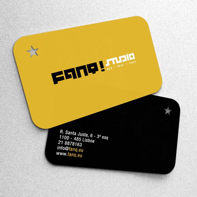 FANQ! business card