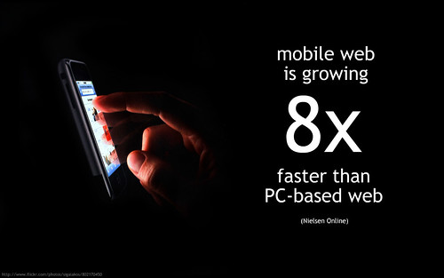 mobile web growth