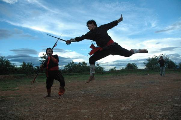 Manipuri martial art with dance influence, Manipur, india