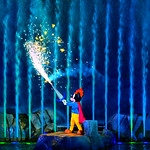 Disney - Fantasmic - The Brave Little Tailor