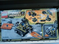8958 Lego Power Miners- Granite Grinder | Flickr - Photo ...