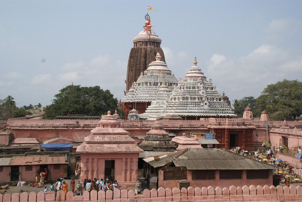 Jagannath-Tempele, Puri, Orissa