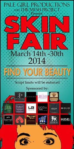 Skin Fair 2014