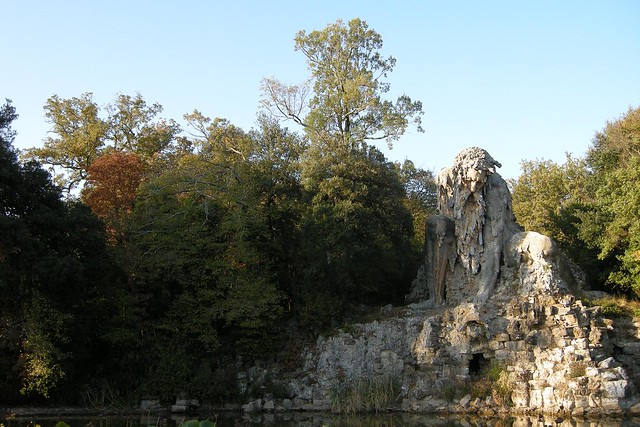 Statua dell'Appennino by Gianluca Savi