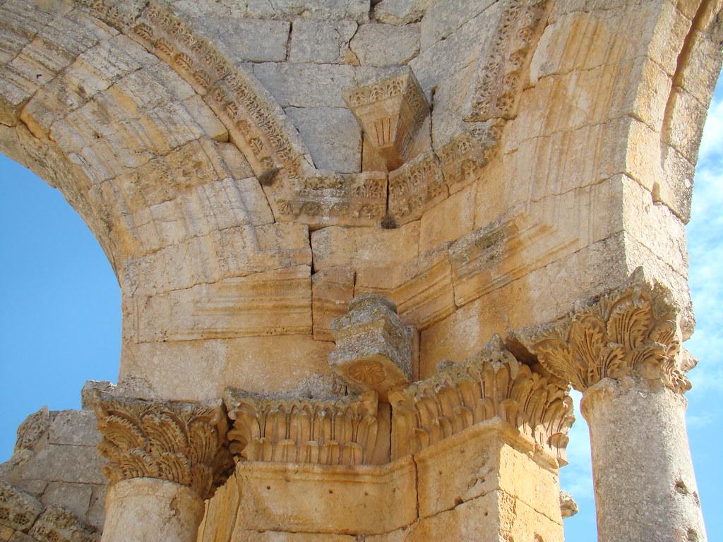 Monasterio de San Simeon Siria 35